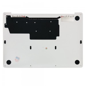 Macbook Pro 13 inch A1708 2016-2017 - Back Housing Cover Silver