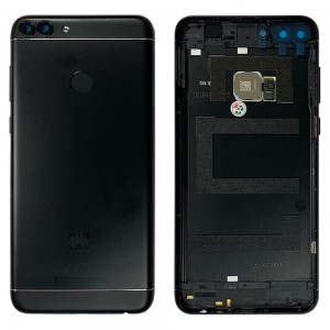 Huawei P Smart / Enjoy 7S - Back Housing Cover Black