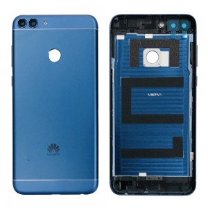 Huawei P Smart / Enjoy 7S - Back Housing Cover Blue
