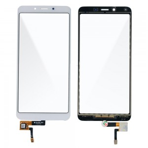 Xiaomi Redmi 6 - Front Glass Digitizer White