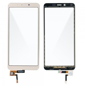 Xiaomi Redmi 6 - Front Glass Digitizer Gold