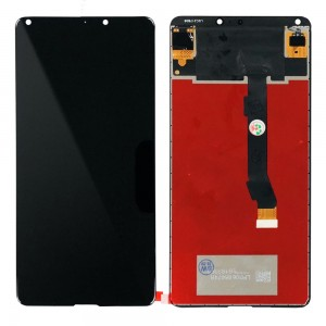 Xiaomi Mi Mix 2S - Full Front LCD Digitizer Black