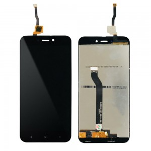 Xiaomi Redmi 5A - Full Front LCD Digitizer Black