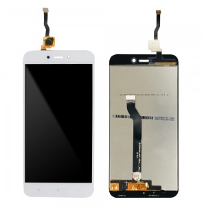 Xiaomi Redmi 5A - Full Front LCD Digitizer White