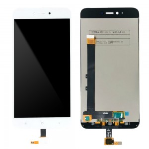 Xiaomi Redmi Note 5A - Full Front LCD Digitizer White
