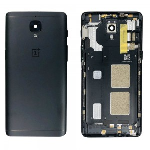 OnePlus 3 - Battery Cover Black