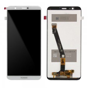 Huawei P Smart / Enjoy 7S - Full Front LCD Digitizer White