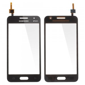 Samsung Galaxy Core 2  Duos G355 - Front Glass Digitizer Black