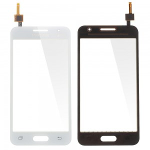 Samsung Galaxy Core 2 Duos G355 - Front Glass Digitizer White