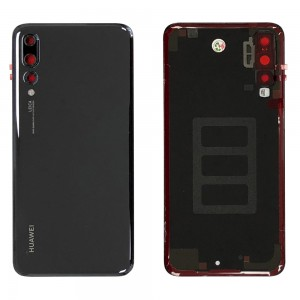 Huawei P20 Pro - OEM Battery Cover Black
