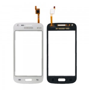 Samsung Galaxy Core Plus Duos G3502 - Front Glass Digitizer White