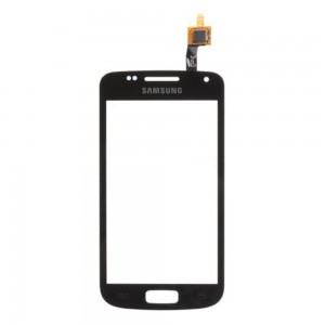 Samsung Galaxy W i8150 - Front Glass Digitizer OEM Black