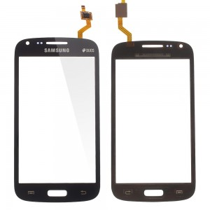 Samsung Galaxy Core Duos I8262 - Front Glass Digitizer OEM Blue