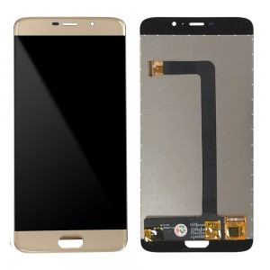 Elephone S7 - Full Front LCD Digitizer Gold