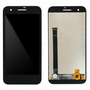 Vodafone Smart E8 VFD-510 - Full Front LCD Digitizer Black