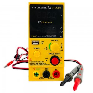 Mechanic - Multi-Function Power Supply MT20D3