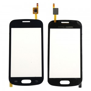 Samsung Galaxy Fresh Duos S7392 - Front Glass Digitizer Black