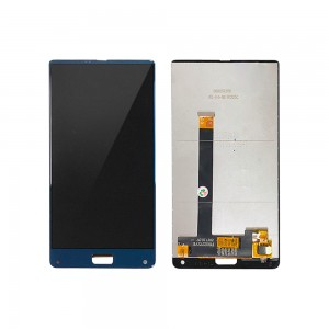 Elephone S8 - Full Front LCD Digitizer Blue