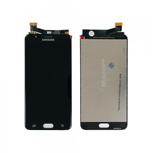 Samsung Galaxy J7 Prime G610 - Full Front LCD Digitizer Black