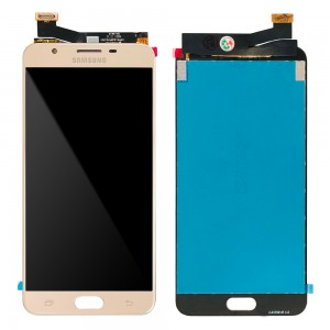 Samsung Galaxy J7 Prime G610 - Full Front LCD Digitizer Gold