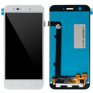 ZTE Smart Prime 7 / Vodafone 600 - Full Front LCD Digitizer White