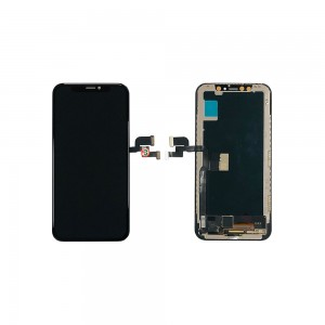 iPhone X - LCD Digitizer Black A+++