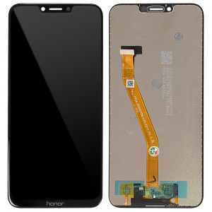 Huawei Honor Play - Full Front LCD Digitizer Black