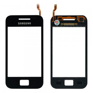 Samsung Galaxy Ace S5830 / S5839 - Front Glass Digitizer  Black