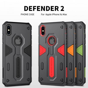 iPhone XS Max - Nillkin Case Defender II