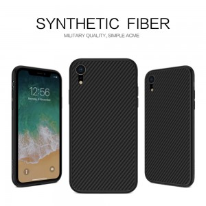 iPhone XR - Nillkin Synthetic Fiber Phone Case