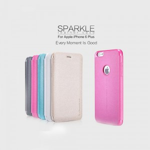 iPhone 6 Plus / 6S Plus - Nillkin SPARKLE Flip Case