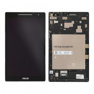 Asus ZenPad 8.0 Z380M - Full Front LCD Digitizer With Frame Black