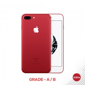 iPhone 7 Plus 128Gb Red Edition Grade A / B