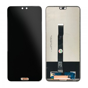 Huawei P20 - Full Front LCD Digitizer Black