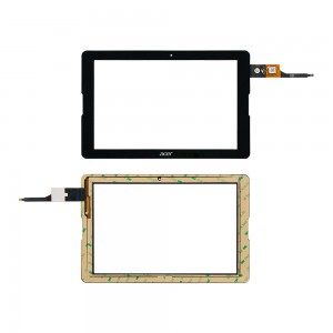 Acer Iconia Tab B3-A20 - Front Glass Digitizer Black PB101A2657-R2