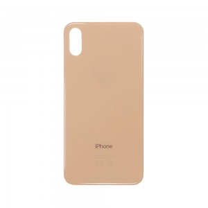 iPhone XS MAX - Battery Cover Gold