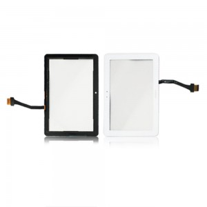 Samsung Galaxy Tab 10.1 P7500 P7501 P7510 - Front Glass Digitizer White