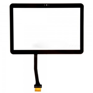 Samsung Galaxy Tab 10.1 P7100 - Front Glass Digitizer Black