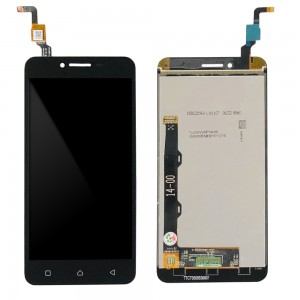 Lenovo Vibe K5 - Full Front LCD Digitizer A6020a46 Black