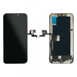 iPhone XS - OEM Full Front OLED Digitizer Black