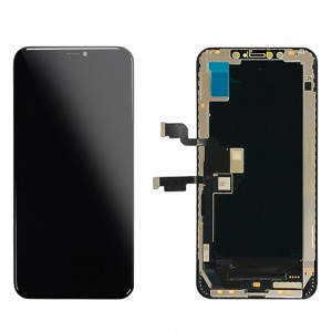 iPhone XS MAX - OEM Full Front OLED Digitizer Black