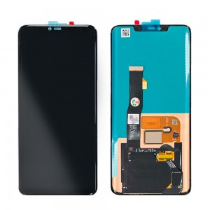 Huawei Mate 20 Pro - Full Front LCD Digitizer Black