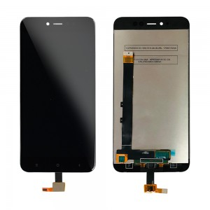 Xiaomi Redmi Note 5A Prime - Full Front LCD Digitizer Black