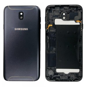 Samsung Galaxy J7 2017 J730 - Back Housing Cover Black