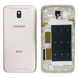 Samsung Galaxy J7 2017 J730 - Back Housing Cover Gold