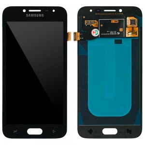 Samsung Galaxy J2 Pro J250 (2018) - Full Front LCD Digitizer Black