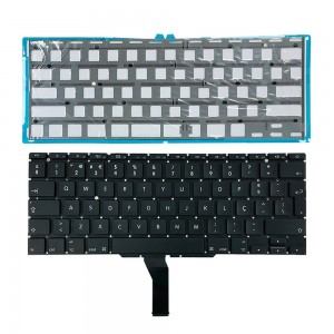 Macbook Air 11 inch A1370 2011 A1465 2012-2015 - Portuguese Keyboard PT Layout with Backlight