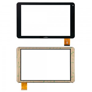 Universal 10.1 inch  - Front Glass Digitizer Black 50 Pins wj1315-FPC  V 2.0