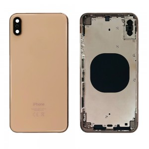 iPhone XS - Back Housing Cover Gold