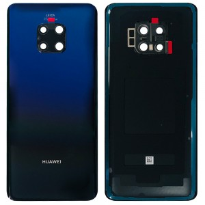 Huawei Mate 20 Pro - OEM Battery Cover Twilight with Camera Lens & Adhesive